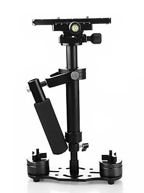 """ידית יציבה, ידית מייצבת 40 ס""""מ S40 , עבור מצלמות וידאו באיכות תמונה גבוהה DV DSLR"""