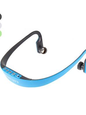 headphone de ouvido esportes de cartão de memória microSDHC tf