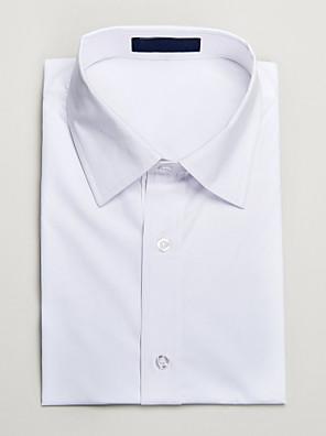 bílá košile s krátkým rukávem