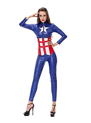 Fatos Justos Mulheres Actuação Poliéster Super Heróis e Vilões