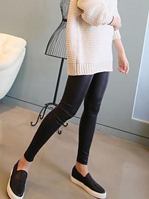 Dámská móda břicha mateřství kalhoty