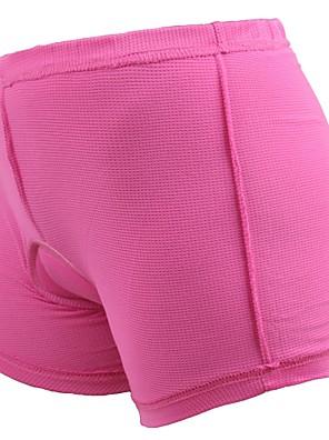 KOSHBIKE / KORAMAN® Cueca Boxer Acolchoada Mulheres Respirável / Secagem Rápida / Vestível Moto Shorts Roupa interior / Shorts Acolchoados