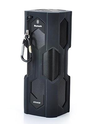 עיצוב עקרב vina 4.0 רמקולים עמידים למים NFC Bluetooth אלחוטיים לטלפון סלולארי / מחשב לוח / מחשב-שחור