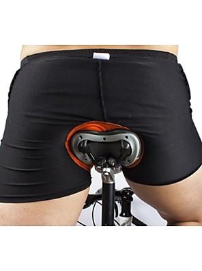 WOLFBIKE® תחתוניות לרכיבה לנשים / לגברים ייבוש מהיר / חומרים קלים אופנייםמכנסיים קצרים / מכנסיים קצרים הלבשה תחתונה / שורטים (מכנסיים