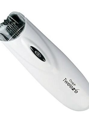 Горячая продажа женщин с батарейным питанием автоматический волосы бритвы триммера лица тела для удаления волос эпилятором
