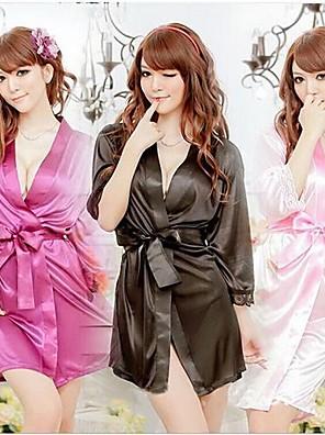 öffnen Front Yukata reizvolle Uniform Nachtwäsche Dessous