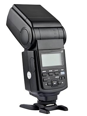 godox® tt660ii lcd Speedlite vaku fény Canon Nikon fényképezőgép PENTAX