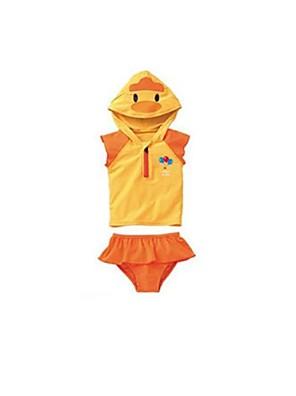 Boy's Fashion Cartoon Design Swimwear(Random Pattern)