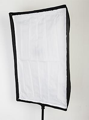 "paraplu soort vierkante softbox reflecterende paraplu 60x90cm (24 ""x35"") voor de flitser"