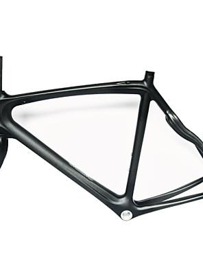 NEASTY Quadro de Estrada Completamente em Carbono Moto Quadro 700C Lustroso 3K 48/50/52/56cm cm 18.9/20/20.5/22 polegada