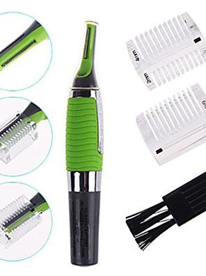Elétrico / Barbeadora Rotativa Prova de Água / Barbeação Molhada/Seca / Limpeza Automática / Baixo Ruido / Design ErgonómicoBarbeador