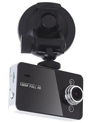 """2.7 מקליט וידאו """"מלא 1080p HD מצלמת וידאו DVR המצלמה המכונית DV עם ראיית הלילה"""