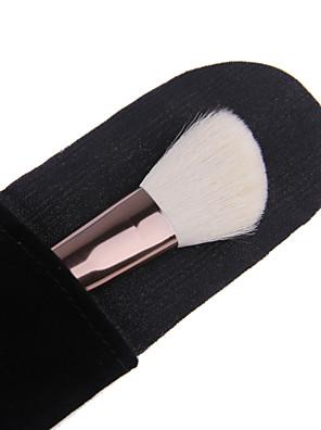 Kwast van geitenhaar - Blush Brush - Grote kwast - 20 cm)