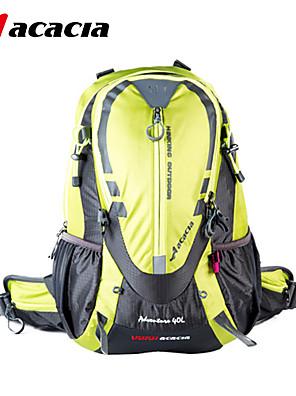 Acacia® Cyklistická taška 40LCyklistika BackpackOdolné vůči dešti / Reflexní pásek / Odolné vůči prachu / Nositelný / Multifunkční /