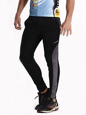 Akát® Cyklo kalhoty Unisex Prodyšné / Odolný vůči UV záření / Tepelná izolace / Nositelný Jezdit na kole Kalhoty / Cyklistické kalhoty