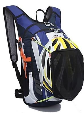 18 L ערכות תיקי גב / תיקי גב לטיולי יום / רכיבה על אופניים תרמיל מחנאות וטיולים / דיג / טיפוס / ספורט פנאי / לטייל / רכיבה על אופניים טבע