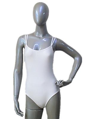 בלט בגדי גוף בגדי ריקוד נשים / בגדי ריקוד ילדים אימון / ביצועים ניילון / לייקרה חלק 1 Leotard
