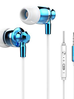 Langston JM26 Sluchátka do  ušíForPřehrávač / tablet / Mobilní telefon / PočítačWiths mikrofonem / DJ / ovládání hlasitosti / FM rádio /