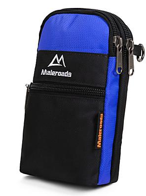 תיקי ספורט Maleroads® פאוצ'ים / ערכות תיקי גב ניתן ללבישה תיק ריצה טלפון סלולרי כל / Iphone 6/IPhone 6S/IPhone 7 6 inchמחנאות וטיולים /