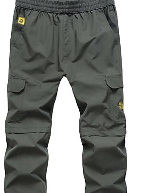 Homme Pantalon Camping & Randonnée / EscaladeEtanche / Respirable / Résistant aux ultraviolets / Séchage rapide / Antiradiation /