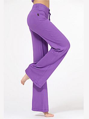 Yoga Pants Underdele / Bukser Hurtigtørrende / letvægtsmateriale Strækkende Sport Wear Others Dame ShuyaYoga & Danse Sko / Pilates /