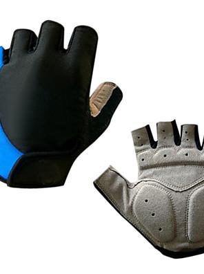 כפפות כפפות ספורט/ פעילות לנשים / לגברים / לילדים כפפות רכיבה אביב / קיץ / סתיו כפפות אופנייםשמור על חום הגוף / נגד החלקה / חסין זעזועים