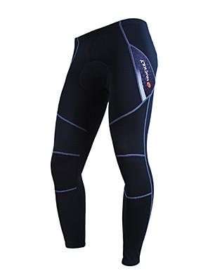 NUCKILY Kolo/Cyklistika Kalhoty / Spodní část oděvu UnisexProdyšné / Tepelná izolace / Anatomický design / Nositelný / Větruvzdorné /