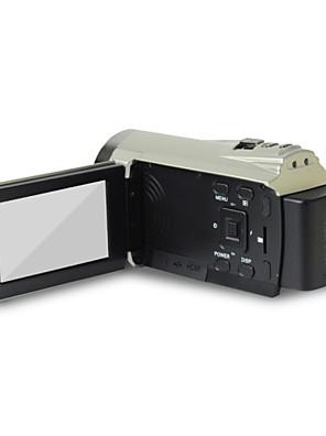 """rich® hd-900 hd 1080p pixel 20,0 megapixeles 16x zoom, 2,5 """"LCD Full HD digitális fényképezőgép videokamera"""