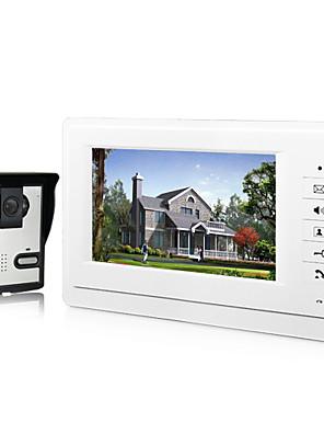 Bedraad - Handsfree - One to One video deurintercom (7