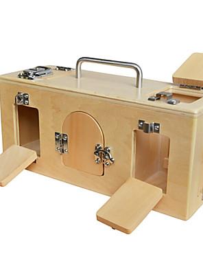 tidlige børnehaveklasse planteskole legetøj trælegetøj til toolder (over 2 år)