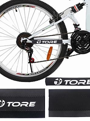 Ferramentas da bicicleta(Preta,sintético) -Outro