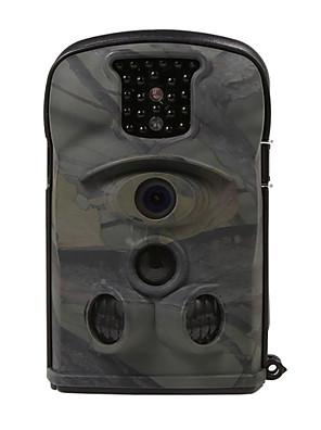 bestok® amplo ângulo de 120 ° trilha hd câmera caça escondido para animais scouting mais ambiente de suporte em vários idiomas