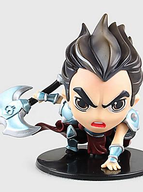 League of Legends Ostatní PVC Anime Čísla akce Stavebnice Doll Toy