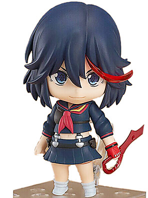 להרוג לה צעצוע בובת צעצועי מודל דמויות פעולת אנימה matoi ryuuko 10 סנטימטרים להרוג
