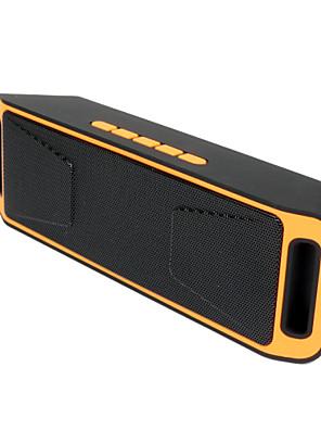 רמקול אלחוטי נייד Bluetooth 4.0 רדיו סטריאו סאב TF USB FM מובנה קול ורמקולים בס רמקול כפול מיקרופון