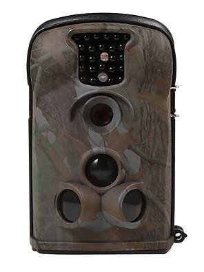 bestok® trilha caça visão 12MP vídeo HD 720p noite escondida apoio mini câmera 5210a vários idiomas