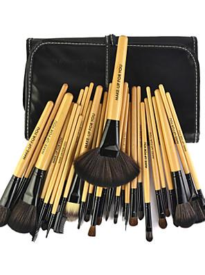 32pcs Conjuntos de pincel Outros / Escova de Nailom / Pêlo Sintético Antibacteriano Rosto / Lábio / Olhos MAKE-UP FOR YOU