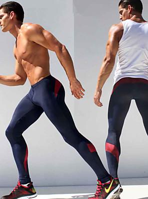 ריצה מכנסיים / טייץ רכיבה על אופניים / חותלות / תחתיות לגבריםנושם / חדירות גבוהה לאוויר (מעל 15,000 גרם) / ייבוש מהיר / דחיסה / חומרים