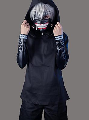 Costume Cosplay di Ken Kaneki, da Tokyo Ghoul (taglia su misura)