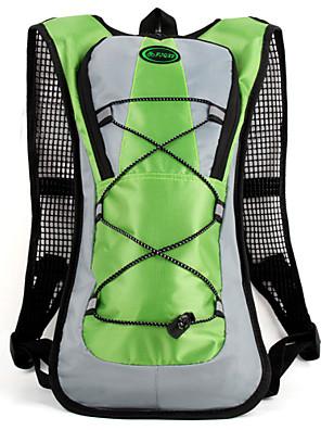 FJQXZ® Cyklistická taška 5LLCyklistika Backpack / batoh Voděodolný Taška na kolo Terylen Taška na koloOutdoor a turistika / Lezení /