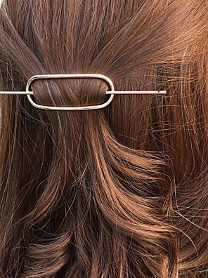שיער נדבק וינטאג' / חמוד / מסיבה / יום יומי,אלוי אחר נשים
