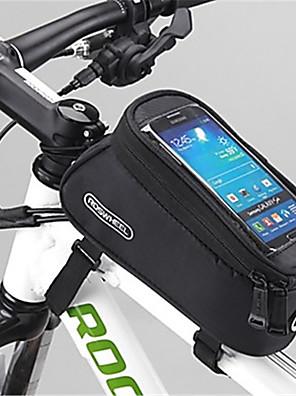 ROSWHEEL® תיק אופניים 1.7Lתיקים למסגרת האופניים רוכסן עמיד למים / עמיד ללחות / חסין זעזועים / ניתן ללבישה תיק אופנייםרשת / Terylene / פי