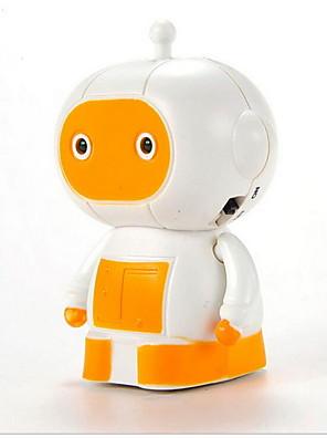 YQ® YQ88191-1 Robot Infrarød Fjernbetjening / Vandring Legetøj Tal & legesæt