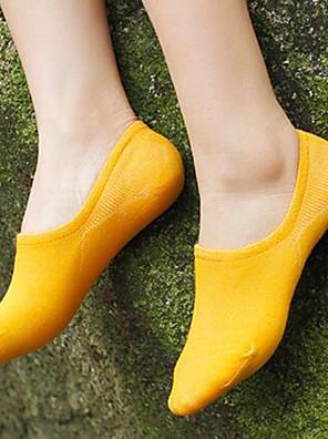 Ženy Bavlna Ponožky Tenké