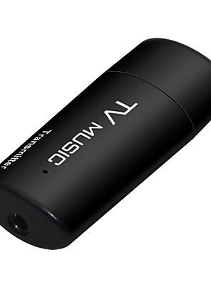 usb bluetooth audio sender trådløs bærbar sender til bluetooth headset og højttaler