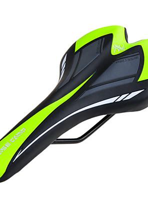 אוכף אופניים אופני ציוד קבועים / רכיבת פנאי / רכיבה על אופניים / אופני הרים / אופני כביש / MTB פלדת אל חלד / PU עור Others