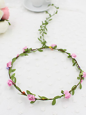 נשים נייר / קצף כיסוי ראש-חתונה / אירוע מיוחד פרחים חלק 1