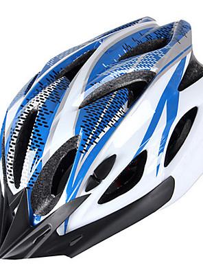 Hora / Cesta-Unisex-Cyklistika / Horská cyklistika / Silniční cyklistika / Rekreační cyklistika-Helma(Modrá / Oranžová,uhlíkové vlákno +