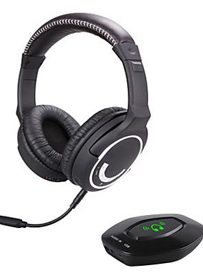 neutrální zboží HW-390M Sluchátka (na hlavu)ForPřehrávač / tablet / Mobilní telefon / PočítačWiths mikrofonem / DJ / ovládání hlasitosti