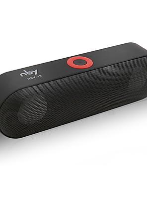 Draadloze bluetooth speakers 2.1 Draagbaar / ondersteuning FM / Geheugenkaart Ondersteund